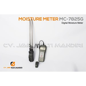 Pengukur Bijian Digital Moisture Meter Mc-7825G
