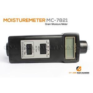 Pengukur Biji Bijian Moisture Meter Mc-7821