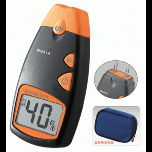 Alat Ukur Kayu Moisture Meter Md814 (4 Pins)