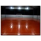 Konstruksi Lapangan Futsal (lantai karet) 4