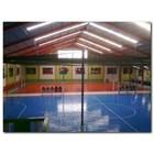 Konstruksi Lapangan Futsal (lantai karet) 3