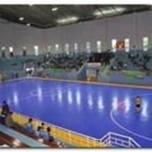 Futsal Field Construction (rubber Flooring)