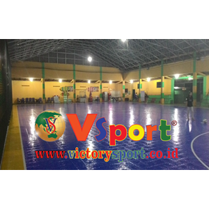 Konstruksi Lapangan Futsal By Victory Sport