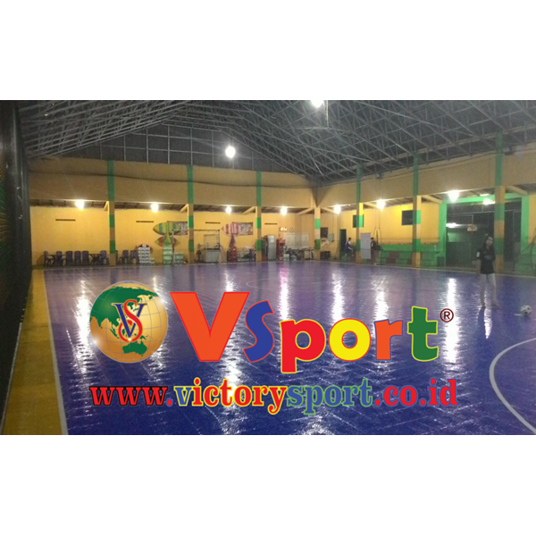 Foto From Futsal Field Construction 0