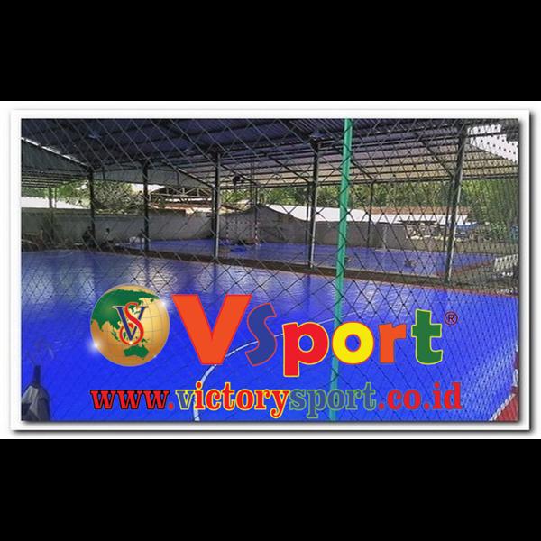 Foto From Futsal Field Construction 1