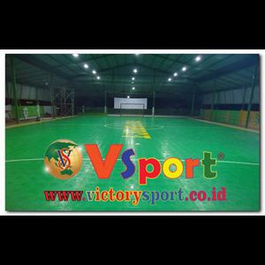 Jasa Pembuatan Lapangan Futsal By Victory Sport