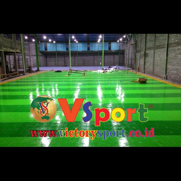 Foto Dari Kontraktor Lapangan Futsal 1