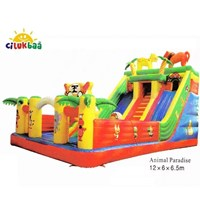 Jual Slide3 Animal Paradise 6x12x6.5 (Sliding)