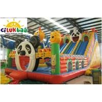 Jual Slide3 Panda  6x12x8 Mtr (Sliding)