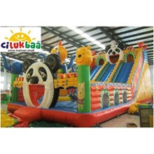 Slide3 Panda  6x12x8 Mtr (Sliding)