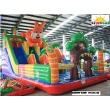 SLIDE3 Rabbit Slide 6x12x6.1Mtr (Sliding)