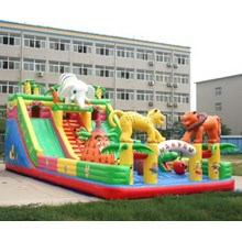 SLIDE4 forest race 7x14 Mtr (Sliding)