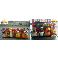 Jual Kereta Mini Cartoon Rell Double