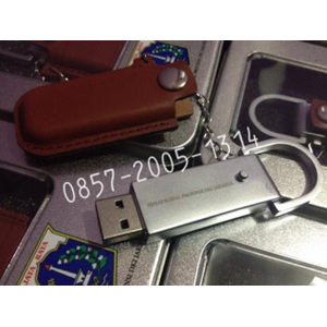 Supplier Flashdisk Kulit Custom Exclusive