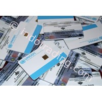 Jual Supplier Flashdisk Kartu Full  Flip Custom Exclusiv