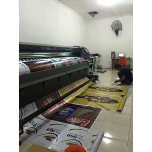 ADVERTISING By CV. Antam Digital Printing