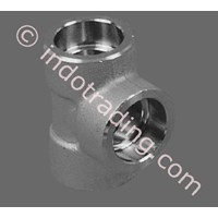 Reducer Tee Tipe SS304  1