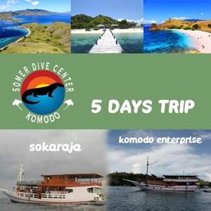 Perjalanan 5 Hari 4 Malam By Somerdive