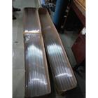Pipa kaca pyrex borosilicate custom 1