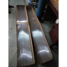 Pipa kaca pyrex borosilicate custom (alat laboratorium umum)