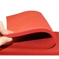 Sponge silicone merah 1