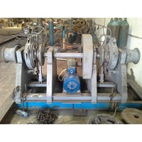 Anchor Windlass Electric Atau Hydraulic 1
