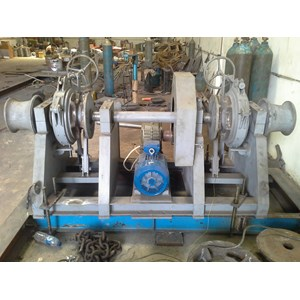 Export Anchor Windlass Electric Atau Hydraulic Indonesia