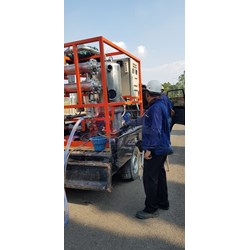 Jasa Treatment Trafo Dengan Mesin 6000 Liter Per Jam By Kei Samudera Utama