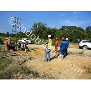 Penyelidikan Tanah By CV. Geoborneo Teknotama