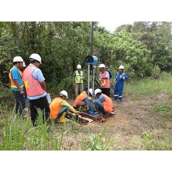 Soil investigation in bali services by cv geoborneo teknotama for Soil investigation