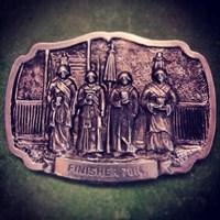 Jual Medali Bromo-Tengger-Semeru 100 Ultra Run Race 2014