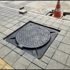 Manhole Cover Besi 1