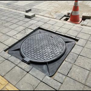 Manhole Cover Besi