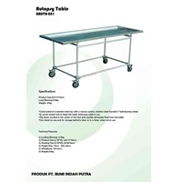 AUTOPSY TABLES