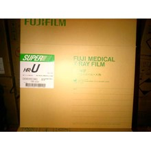 Mesin X-Ray Security Film X-Ray Fuji