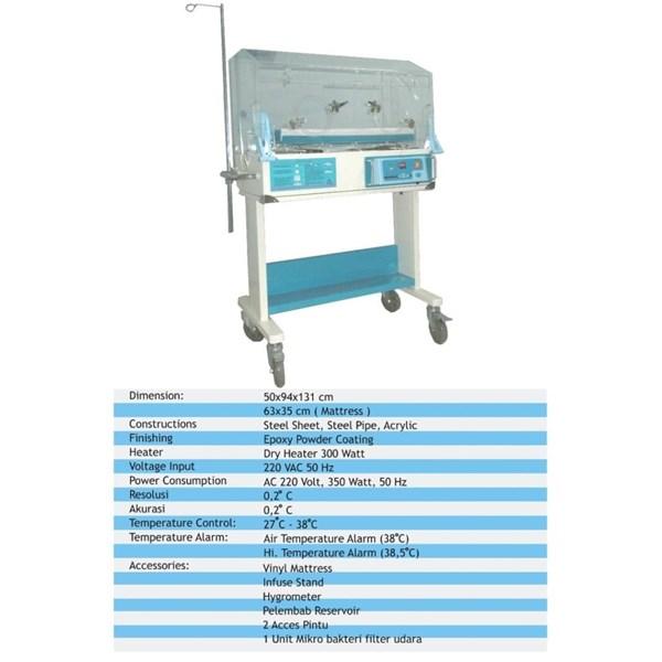 Peralatan Medis Lainnya Incubator Bayi Digital Murah