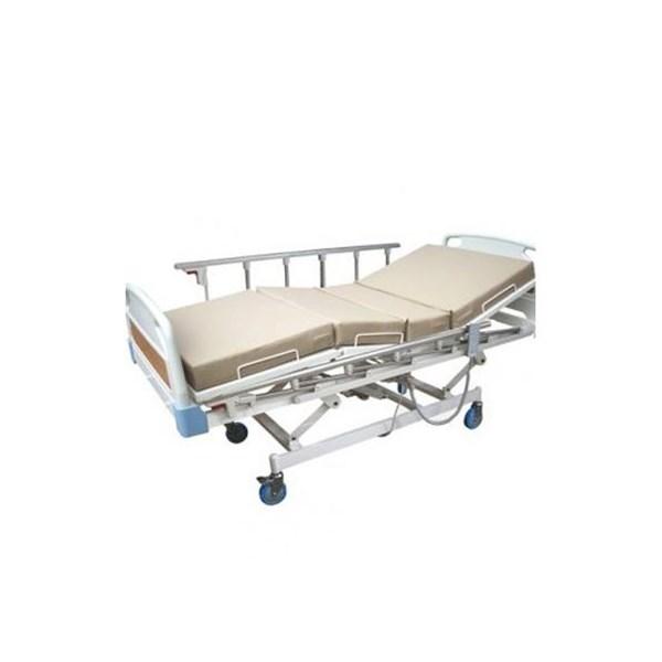 Tempat Tidur Pasien Hospital Bed 3 Crank deluxe ABS murah TERMURAH
