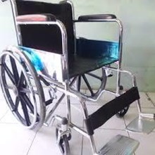 Wheel Chair Sella 809 B 46 Wheels Racing