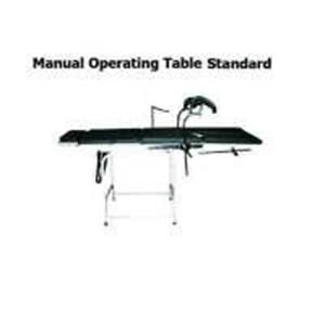 Peralatan Medis Lainnya meja operasi manual