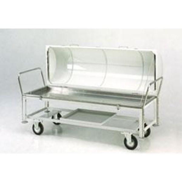 Peralatan Medis Lainnya Mortuary Carriage