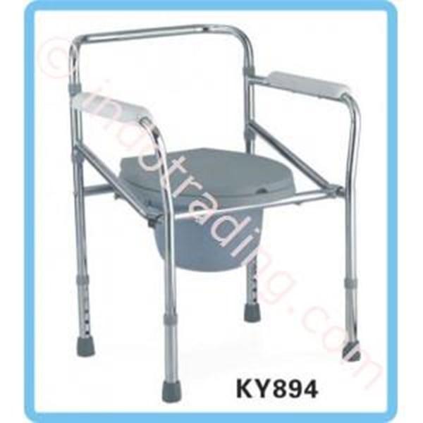Peralatan Medis Lainnya Kursi Toilet Commode Tipe Ky894