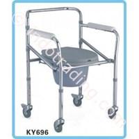 kursi Roda Kursi Toilet Commode GEA Tipe Ky696 murah