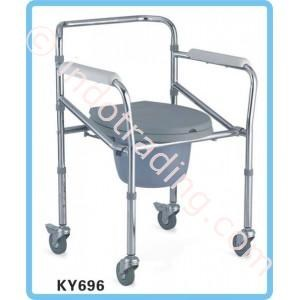 Peralatan Medis Lainnya Kursi Toilet Commode GEA Tipe Ky696