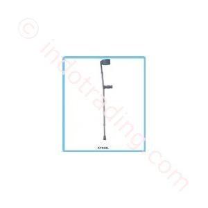 Peralatan Medis Lainnya Tongkat Jalan Crutch Tipe Ky933