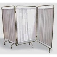 Peralatan Medis Lainnya Bed Screen 3 murah