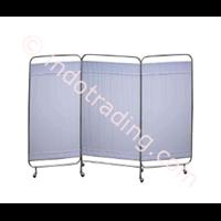 Peralatan Medis Lainnya Bed Screen Penyekat Ruangan