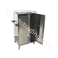 Jual Tray Trolley Food Trolley 24 Tray