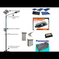 Jual Lampu Jalan Pju Solar Cell 2