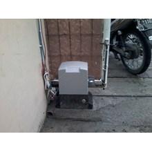Mesin Pintu Pagar Otomatis Sliding Gate