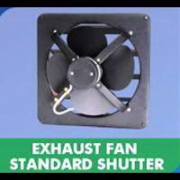 Exhaust fan Standard Shutter